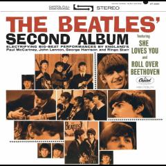 Beatles - Beatles Second Album (US Version) (CD)
