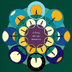 Bombay Bicycle Club - So Long, See You Tomorrow (CD)