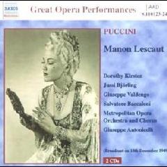 Puccini - Manon Lescaut Met 1949 (CD)
