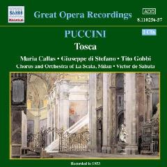 Puccini - Tosca;Callas/De Sabata (CD)