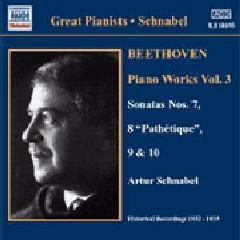 Beethoven - Piano Sonatas Vol.3;Schnabel (CD)