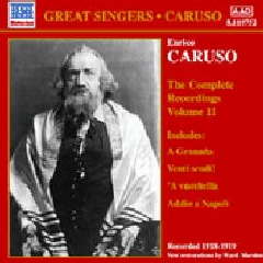Bellezza, Vincenzo / Caruso, Enrico / Gogorza, Emilio de / Homer, Louise - Complete Recordings - Vol.11 (CD)