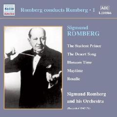 Sigmund Romberg - Conducts Romberg (CD)