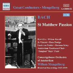 Soloists - St.Matthew Passion (CD)
