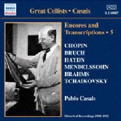 Encores & Transcriptions - Vol 5 - Various Artists (CD)