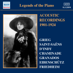 Cd - Legends Of The Piano (CD)