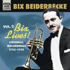 Bix Beiderbecke - Nostalgia - Bix Lives (CD)