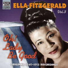 Ella Fitzgerald - JaZZ Legends - Lady Be Good (CD)