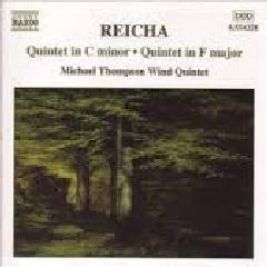 Thompson Wind Quintet - Quintet In C - Minor & F - Major (CD)