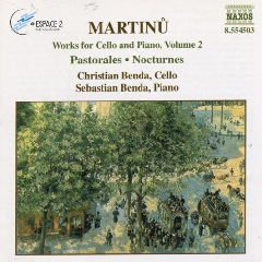 Works For Cello & Piano - Vol.2 - Various Artists (CD)