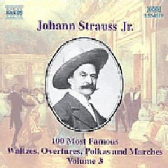 100 Most Famous Works Vol 3 - Various Artists (CD)