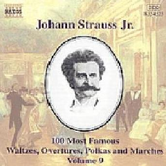 100 Most Famous Works Vol 9 - Various Artists (CD)