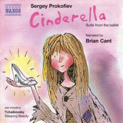 Cinderella With Narration - Various Artists (CD)