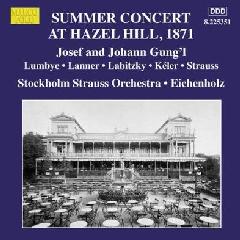 Stockholm Strauss Orchestra - Summer At Hazel Hill 1871 (CD)