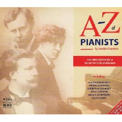 A-Z Of Pianists - Various Artists (CD)