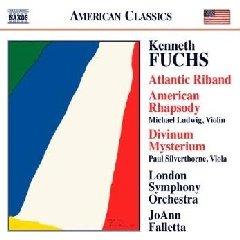 Fuchs:Atlantic Riband American Rhapso - (Import CD)