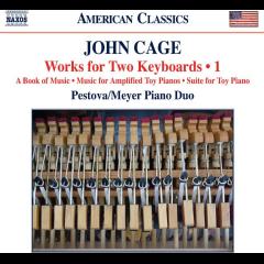Pestova, Xenia / Meyer - Works For 2 Keyboards - Vol.1