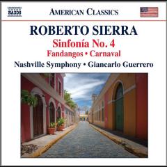 Nashville Symphony - Fandangos / Sinfonia No.4 / Carnaval (CD)
