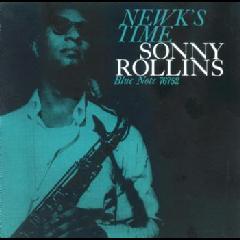 Rollins Sonny - Newk's Time - Remastered (CD)