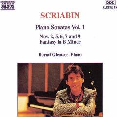 Glemser - Piano Sonatas Nos. 2, 5, 6, 7 & 9 (CD)