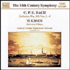 Salzburg Chamber Orchestra - Sinfonias (CD)