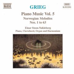 Einar Steen-Nokleberg - Piano Music Vol.5 (CD)