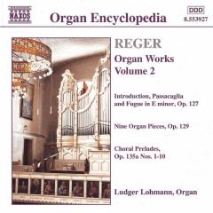 Ludger Lohmann - Organ Works - Vol.2 (CD)