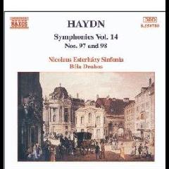 Nicolaus Esterhazy - Symphonies Nos. 97 & 98 (CD)