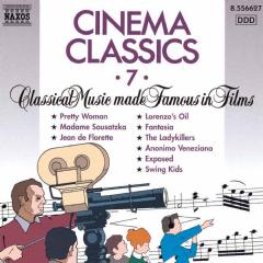 Cinema Classics Vol. 7 - Various Artists (CD)