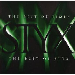 Styx - Best Of Times (CD)