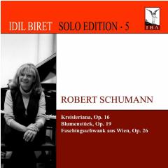 Schumann:Kreisleriana/Blumenstuck/Op - (Import CD)