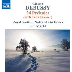 Royal Scottish Nat O/markl - 24 Preludes (CD)