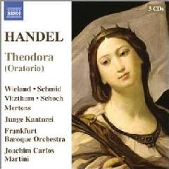 Handel: Theodora - Theodora (Oratorio) (CD)