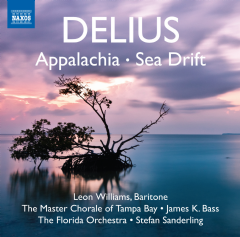 Delius - Delius: Appalachia/sea Drift (CD)