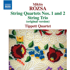 Tippett Quartet - String Quartets Nos.1 & 2 (CD)