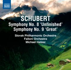 Schubert - Symphonies Nos. 8 & 9 (CD)
