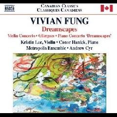 Fung:Dreamscapes Violin Cto/Glimpses - (Import CD)