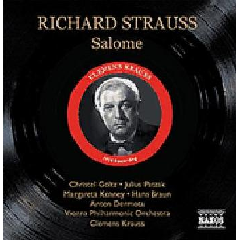 Vienna Philharmonic Orchestra - Salome (CD)