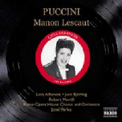 Puccini - Manon Lescaut (1954) (CD)