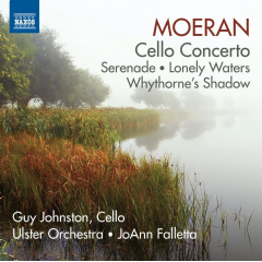 Johnston, Guy - Cello Concerto / Serenade / Lonely Waters (CD)