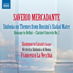 Orchestra Sinfonica di Roma - Sinfonia On Themes From Rossini's Stabat Mater (CD)