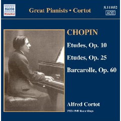 Cortot, Alfred - Etudes Complete - Vol.3 (CD)
