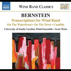 University of South Carolina Wind Ensemble - Transcriptions For Wind Band (CD)