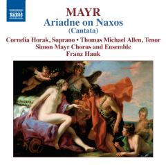 Mayr:Arianna in Nasso - (Import CD)