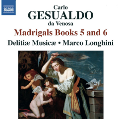 Delitiae Musicae - Madrigals Books 5 And 6 (CD)