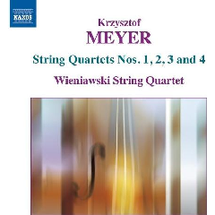 Wieniawski String Quartet - String Quartets Nos.1-4 (CD)