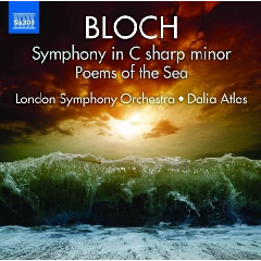 London Symphony Orchestra - Symphony In C Sharp Minor / Poems Of The Sea (CD)