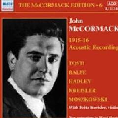 Mccormack- J: 1915-16 Recordings - Mccormack- J: 1915-16 Recordings (CD)
