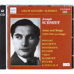 Schmidt: Arias And Songs - Arias & Songs (CD)