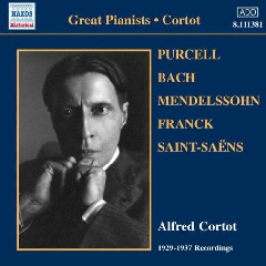 Cortot: 1929-37 Recordings - Alfred Cortot - 1929-37 Recordings (CD)